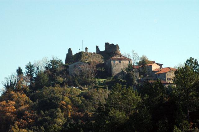 Ruderi del castello