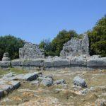 Ruderi dell'acropoli