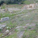 Basamento di un tempio