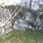 Mura sul monte Orve