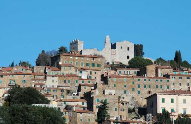 La Rocca e il borgo