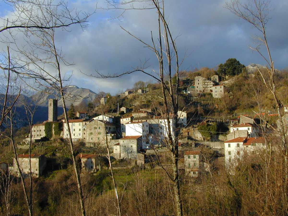 Il borgo di Casoli