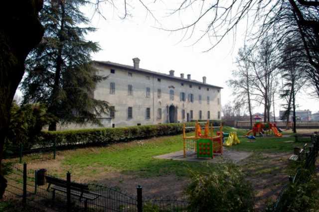Il palazzo Pallavicino