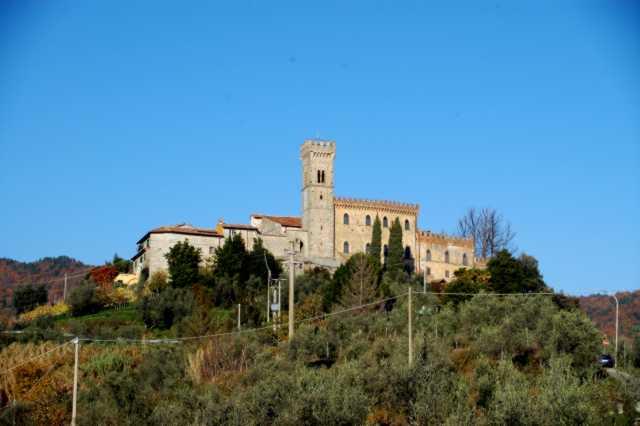 Castello di Cozzile