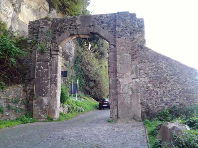 Arco della Portella