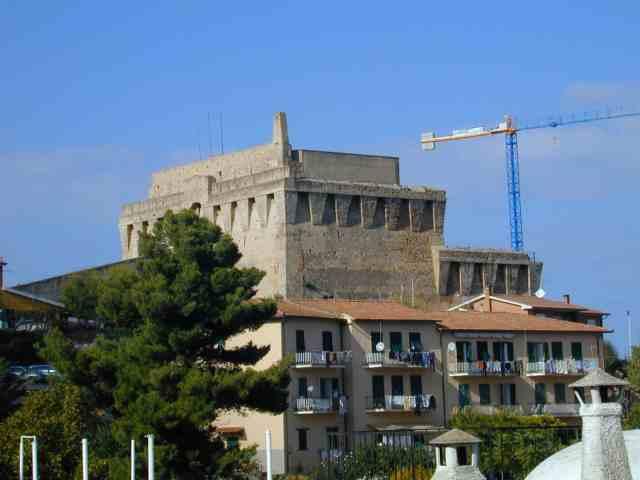 La fortezza spagnola