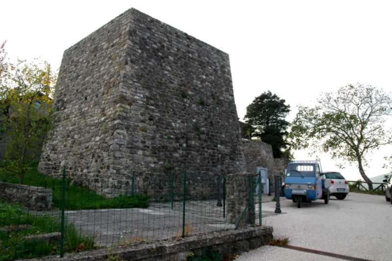 Mura restaurate