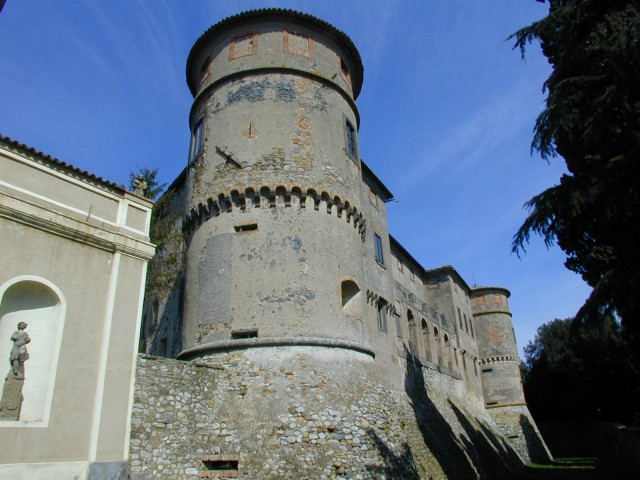 Il castello di Madonna Antonia