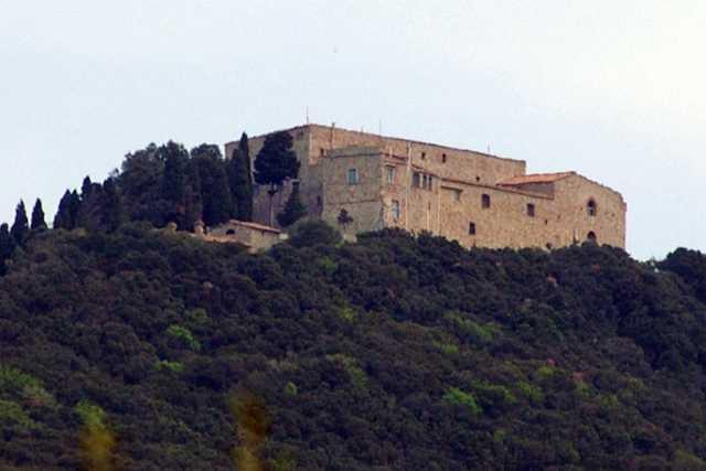 L'edificio fortificato