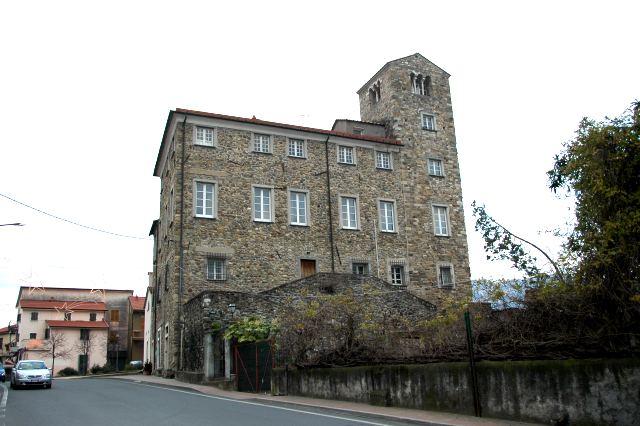 Il castello Giustiniani
