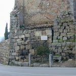 Mura in località Orto del Vescovo