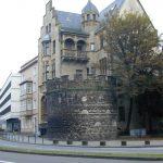 La torre Nord-Ovest