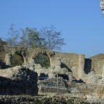 Scorci del teatro romano