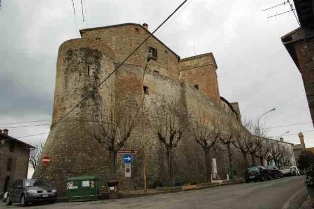 Il castello di Fabro