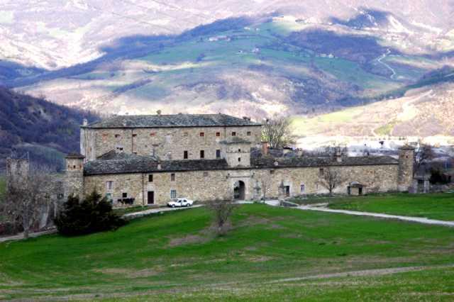 Il castello di Golaso