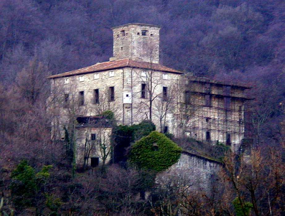 Il castello di Groppoli