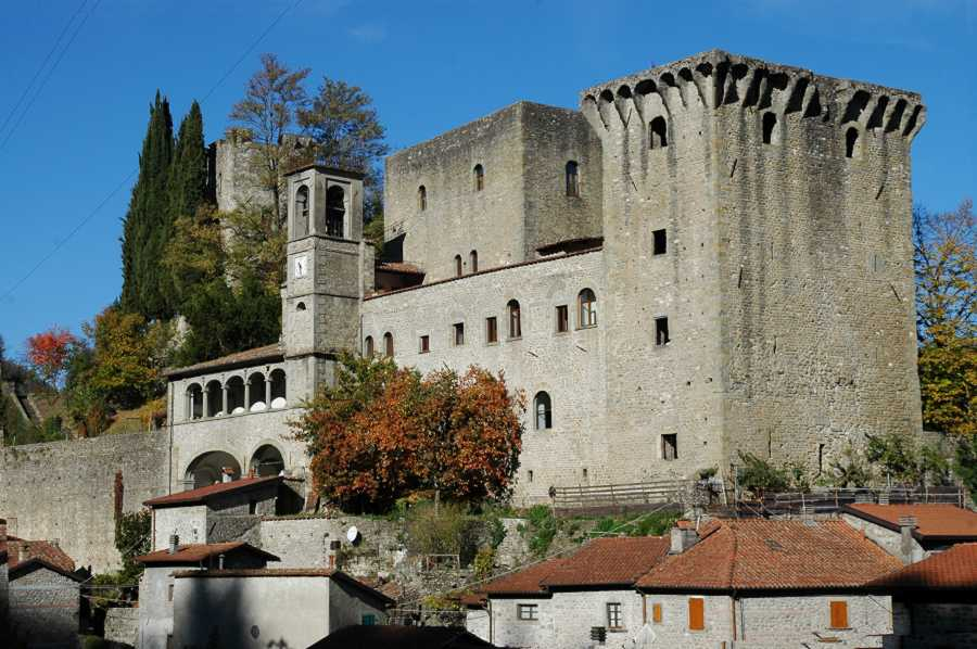 Castello Malspina di Verrucola