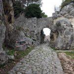 La via Clodia