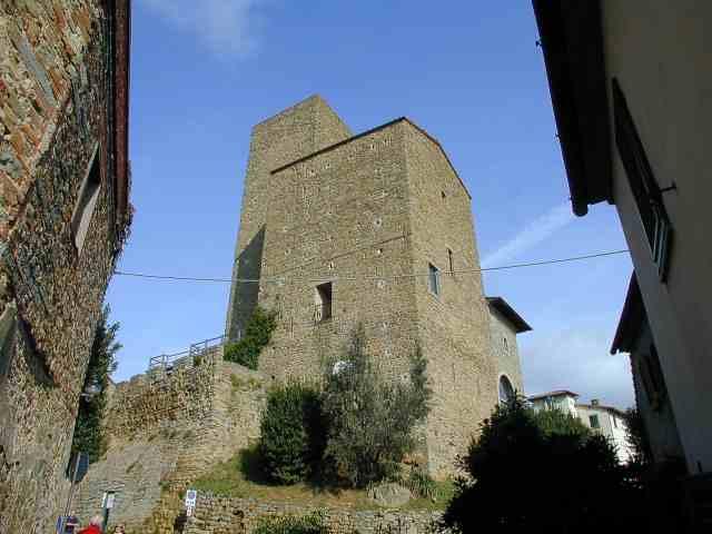 Il castello di Vinci