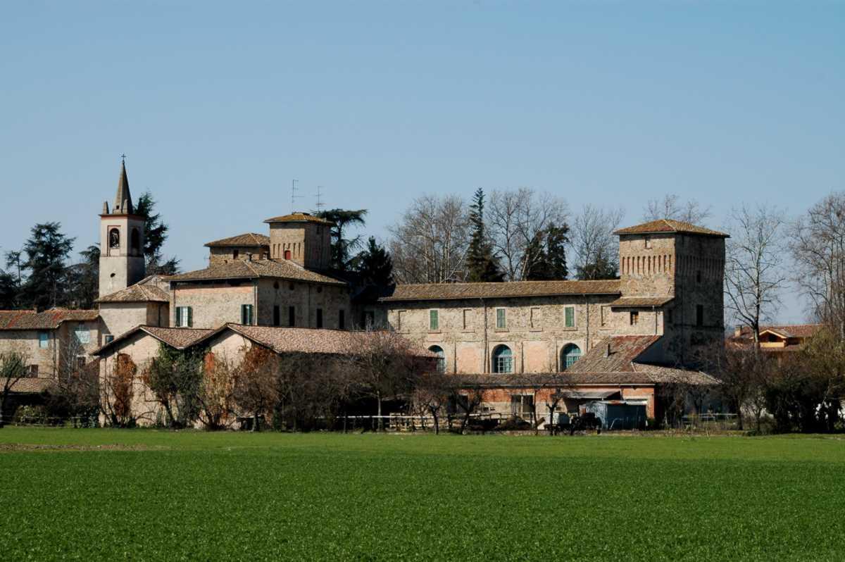 La villa-castello
