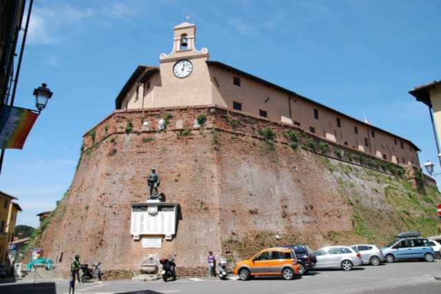 Il castello dei Vicari