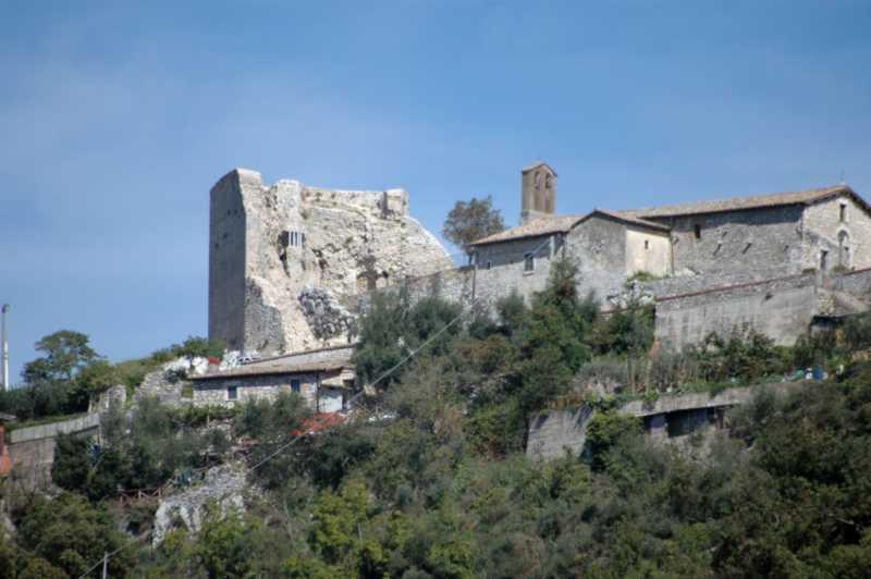 La rocca di San Leucio