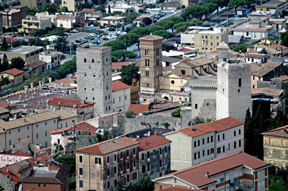 Il castello Frangipane